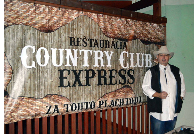 COUNTRY CLUB EXPRESS - 18